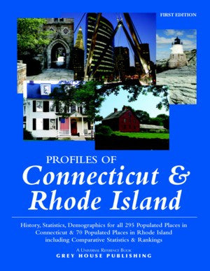 Profiles of Connecticut & Rhode Island, 2007