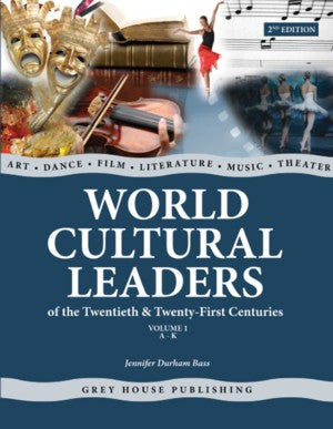 World Cultural Leaders of the 20th Century