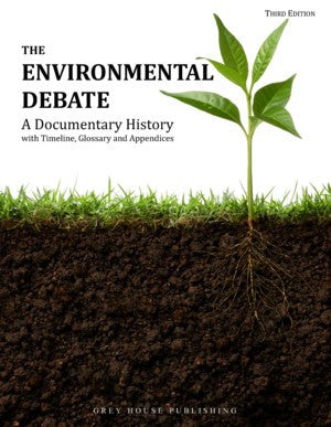 The Environmental Debate, Third Edition