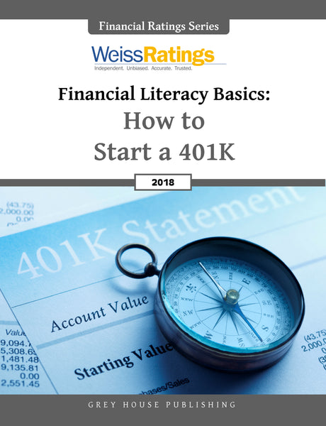 Financial Literacy Basics, 2018