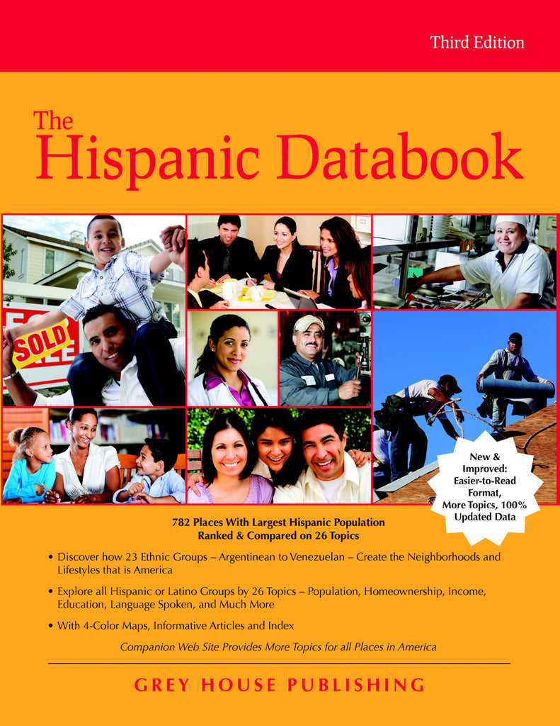 The Hispanic Databook, 2012