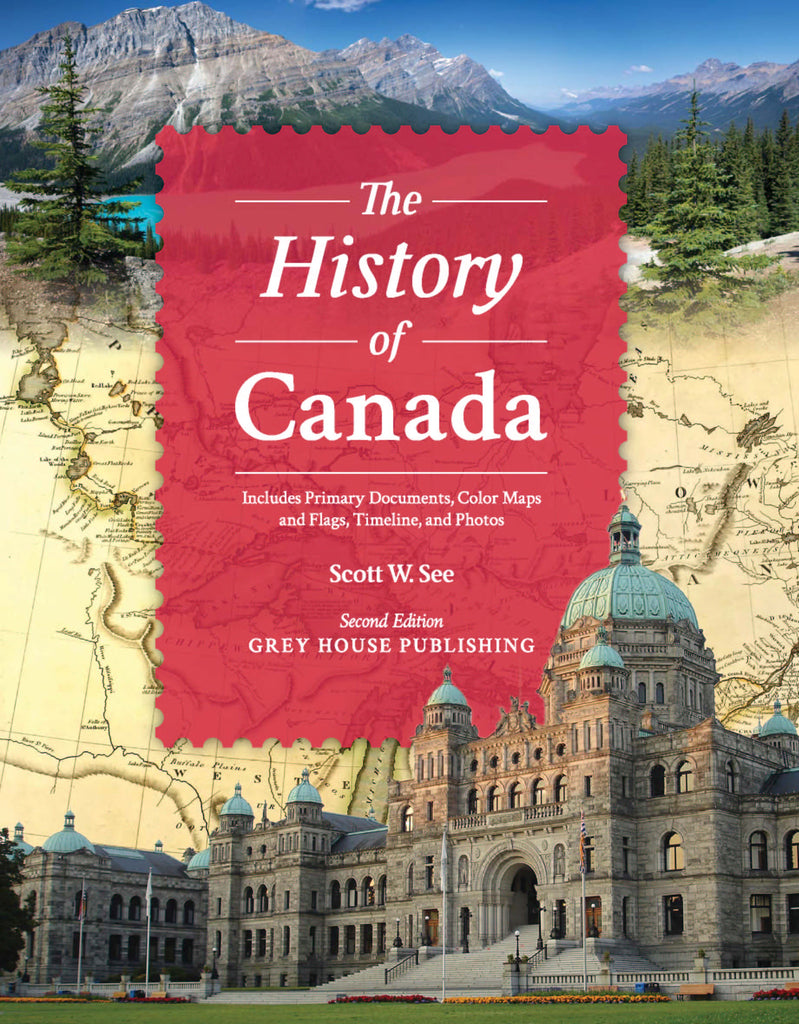 History of Canada, Second Edition