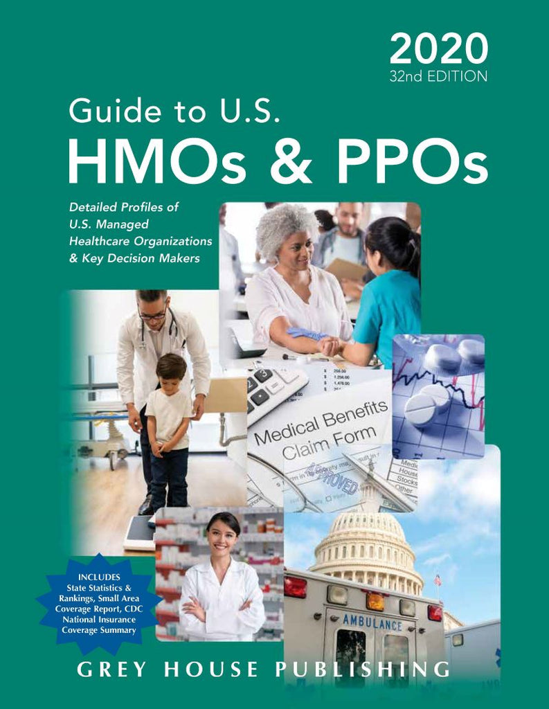 Guide to U.S. HMOs & PPOs, 2020