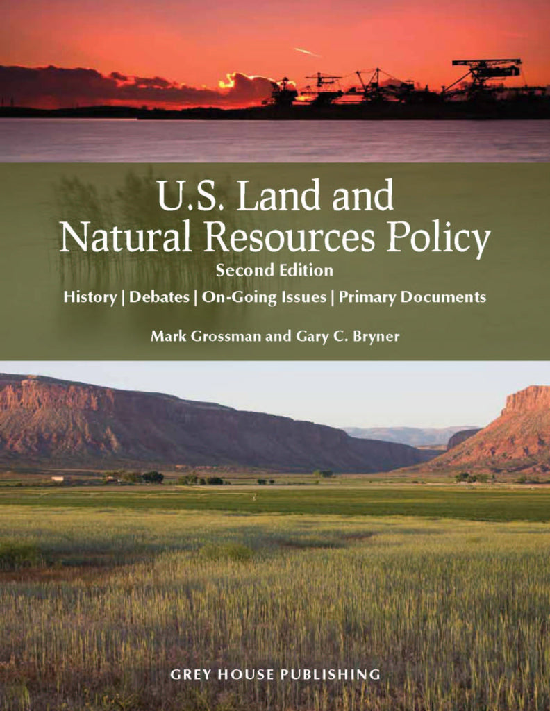 US Land & Natural Resource Policy