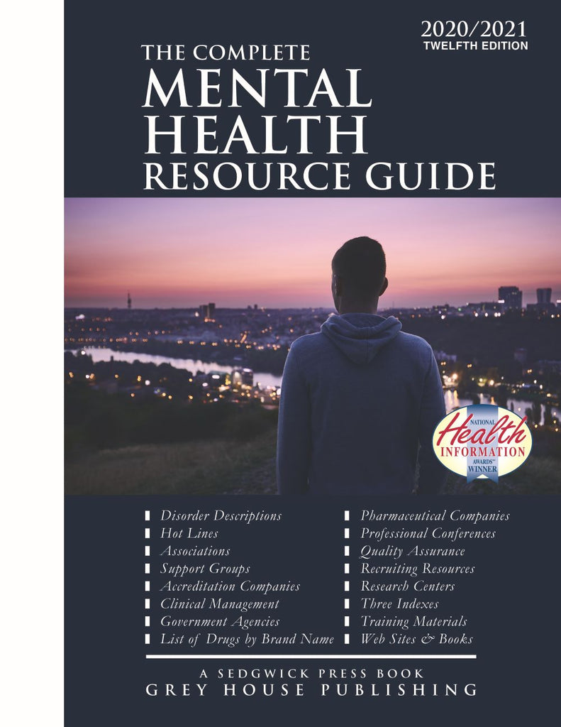 The Complete Mental Health Resource Guide, 2020/21
