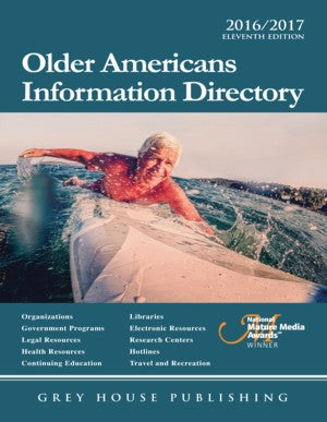 Older Americans Information Directory, 2017