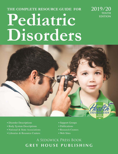 Complete Resource Guide for Pediatric Disorders, 2019/20