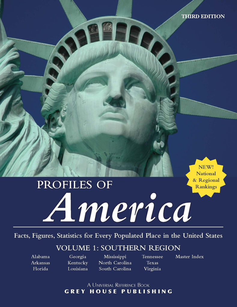 Profiles of America - Volume 1 South, 2015