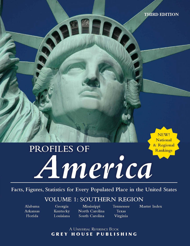 Profiles of America - 4 Vol. Set, 2015