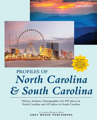 Profiles of North Carolina & South Carolina, 2015