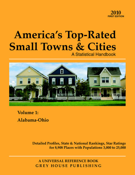 America's Top-Rated Small Towns & Cities, First Edition