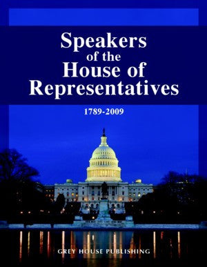 Speakers of the House of Representatives 1789-2009