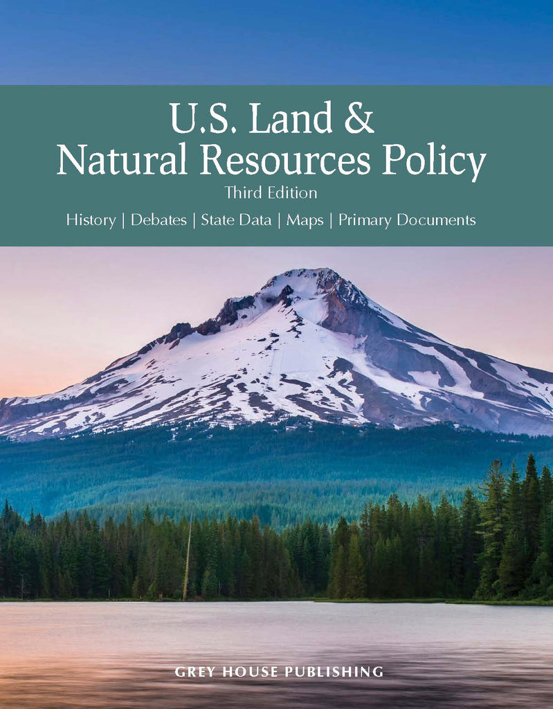 U.S. Land & Natural Resources Policy