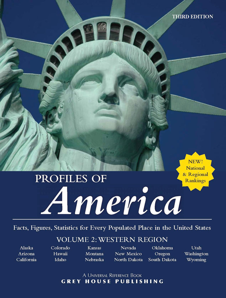 Profiles of America - Volume 2 Western, 2015
