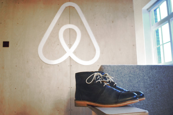 J Shoes Sarah Leather Boot at Airbnb