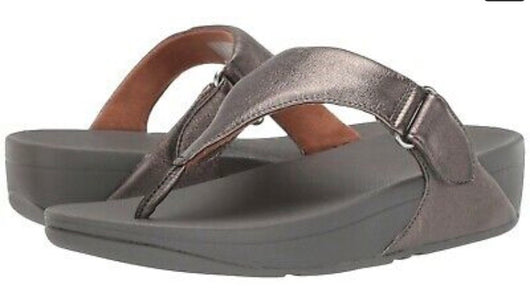 Fitflop Sarna Toe-thong pewter