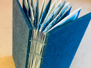 Class is FULL Single Sheet Binding: Sunday, December 16; 1-5 pm