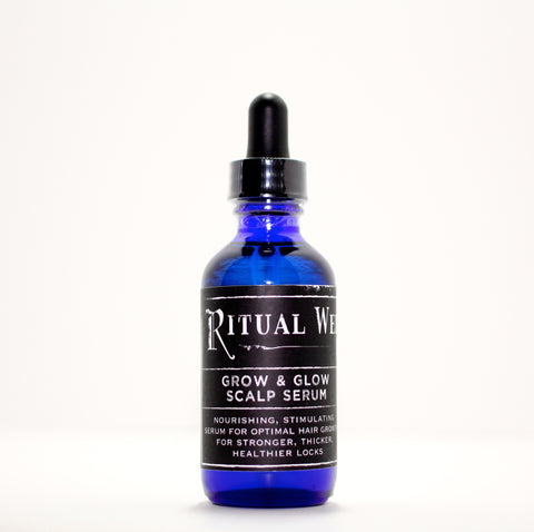 Grow & Glow Scalp Serum