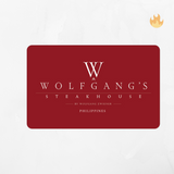 Wolfgang's Steakhouse by Wolfgang Zwiener