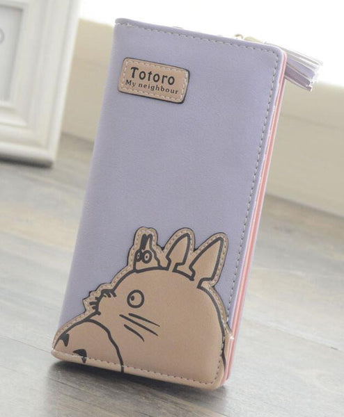 My Neighbor Totoro Women Clutch