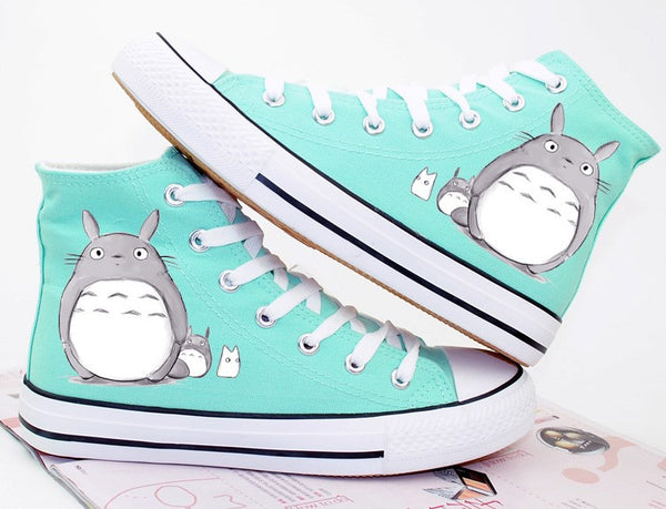 Totoro High Sheakers in 5 Colors