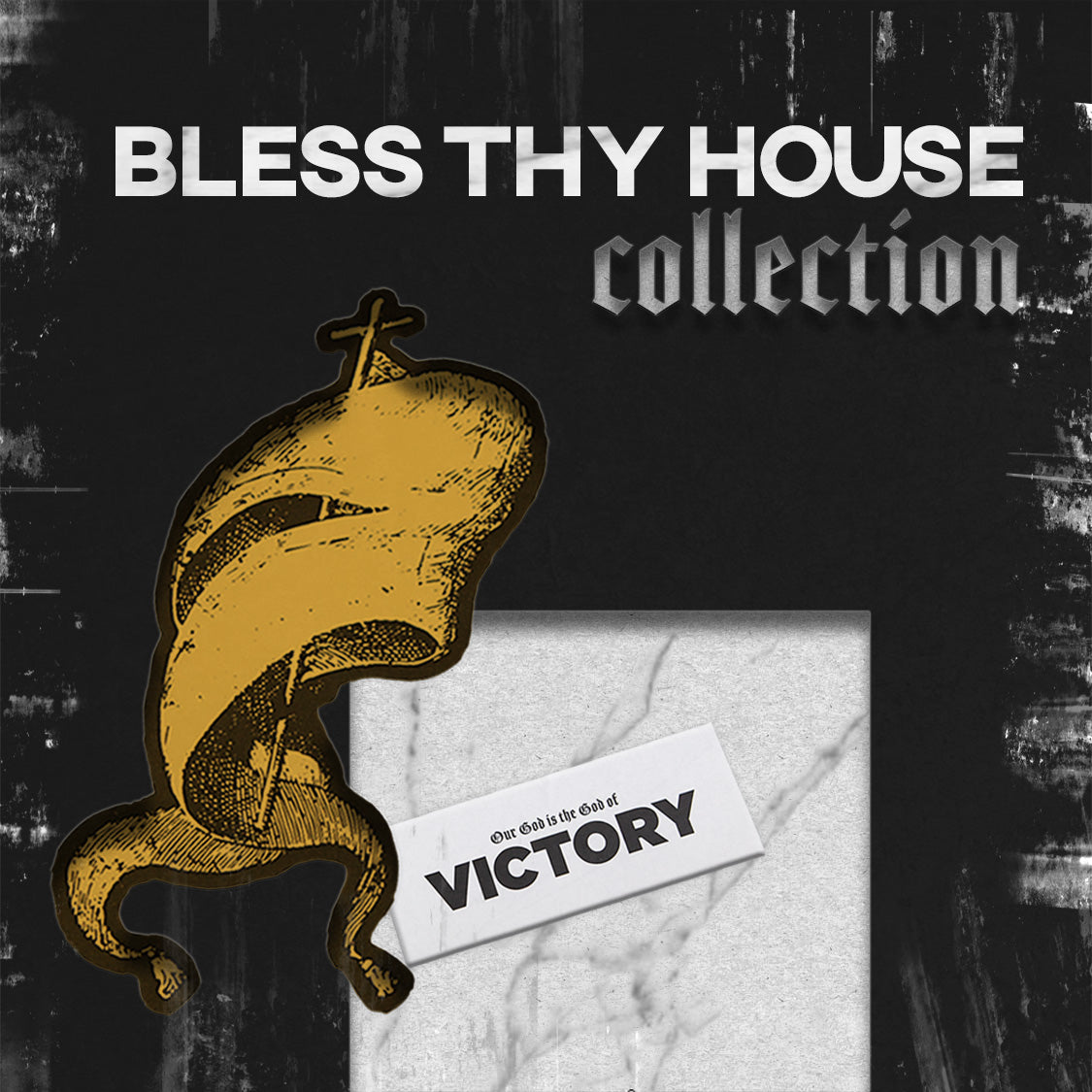Bless Thy House Collection | Our God is the God of Victory