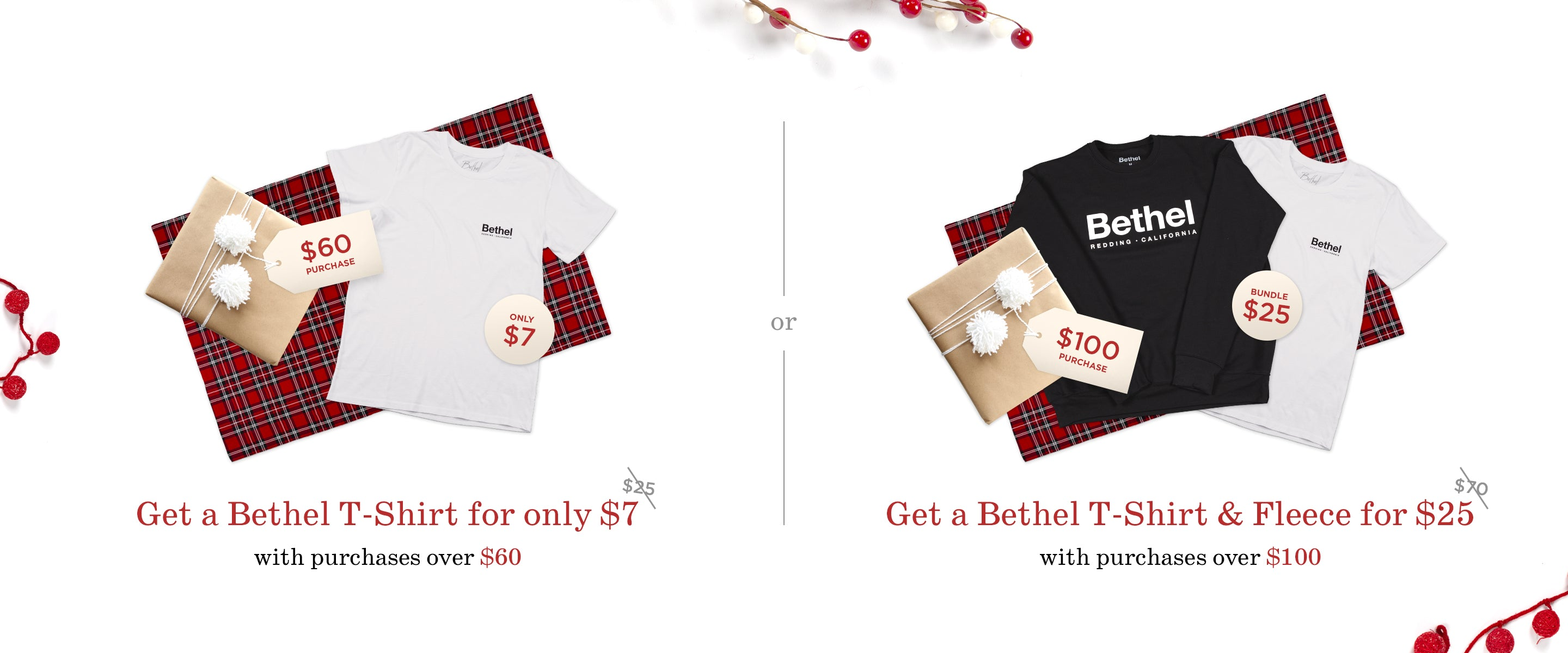 Bethel Bundle Deal