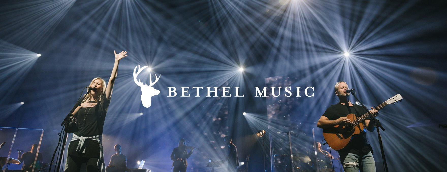 Bethel Music worship and merchandise collection