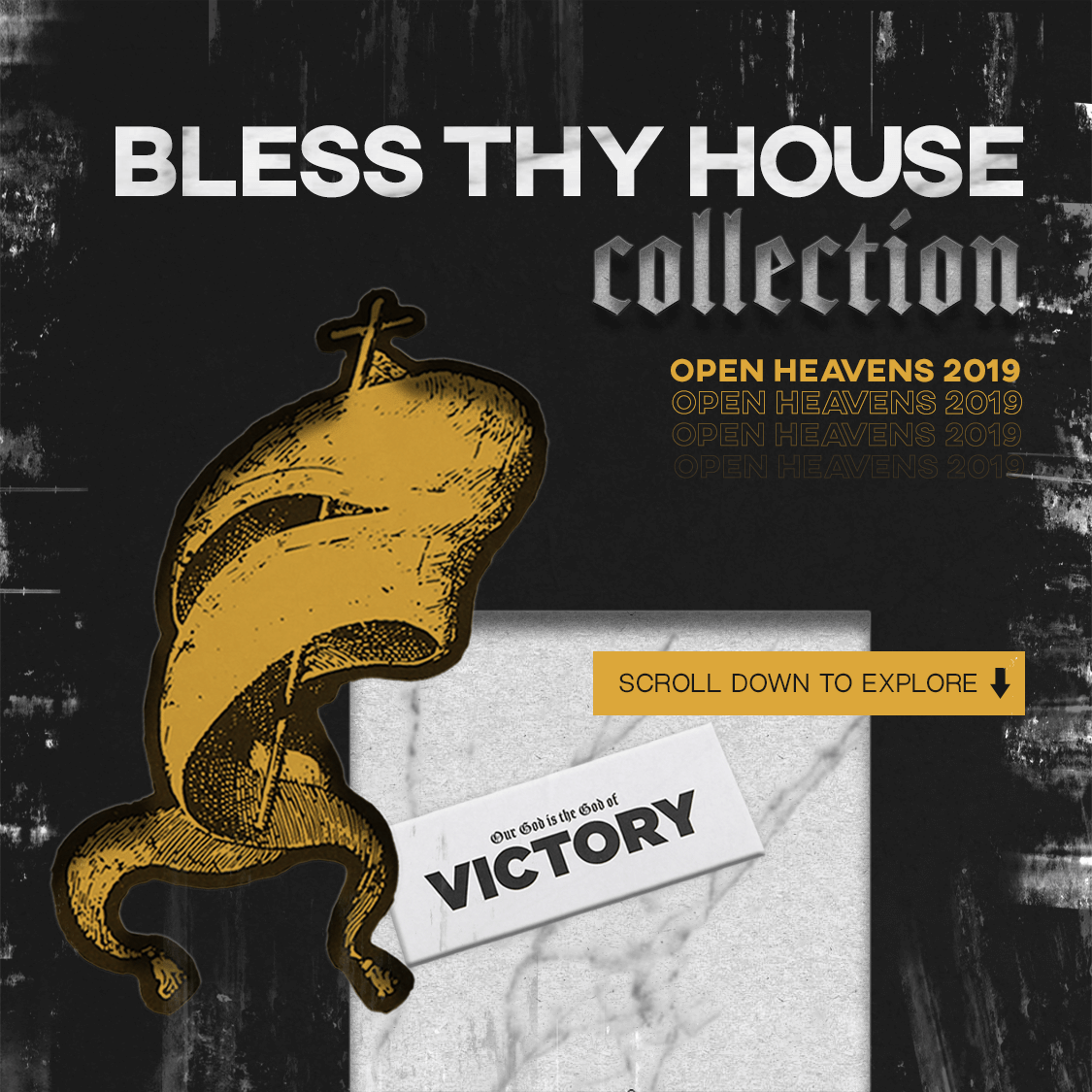 Bless Thy House Collection, Bethel Redding, Victory