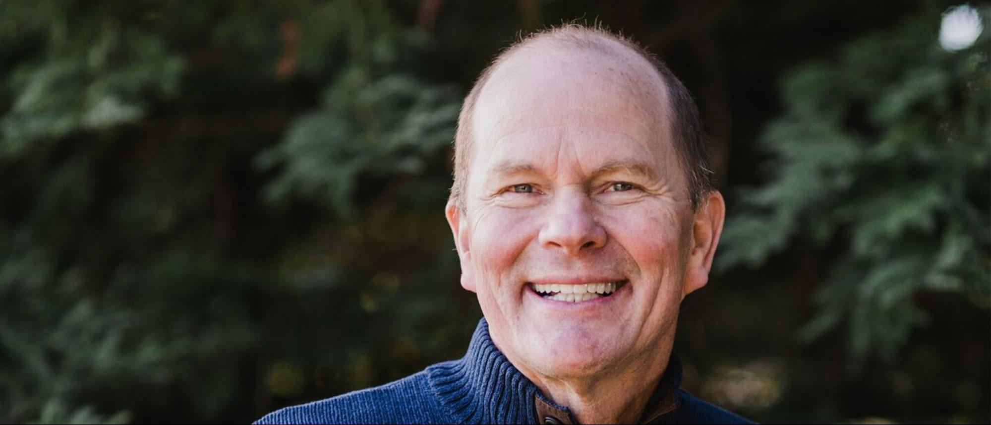 Steve Backlund is a leader, teacher and encourager, Igniting Hope wherever he goes.
