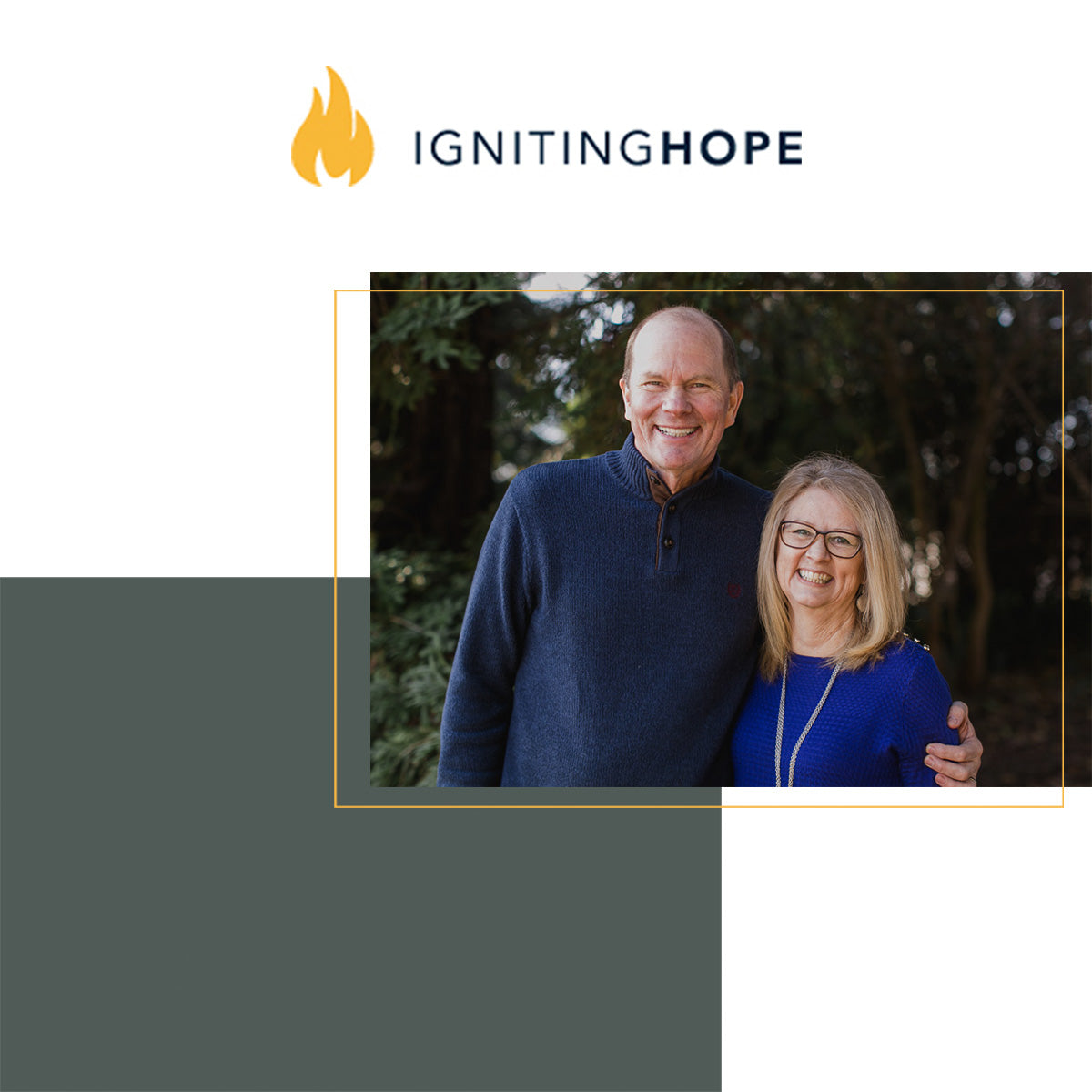 Igniting Hope, Steve and Wendy Backlund collection at Bethel Store
