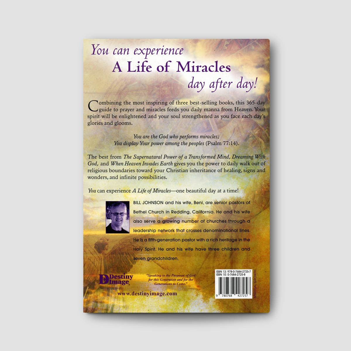 A Life of Miracles: A 365 day guide to prayer and miracles
