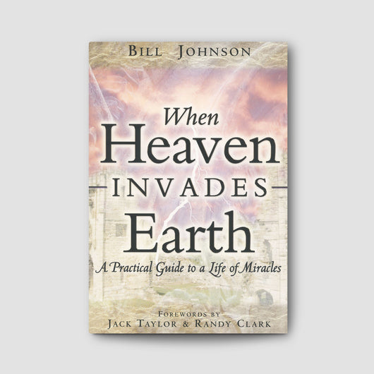 When Heaven Invades Earth Book