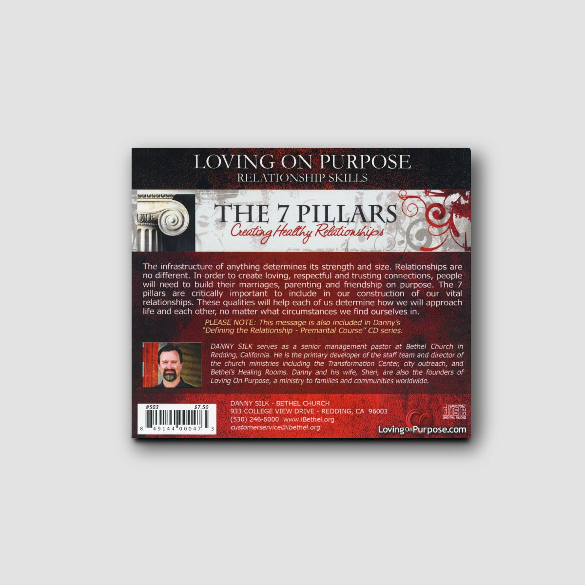 The 7 Pillars: Creating Healthy Relationships
