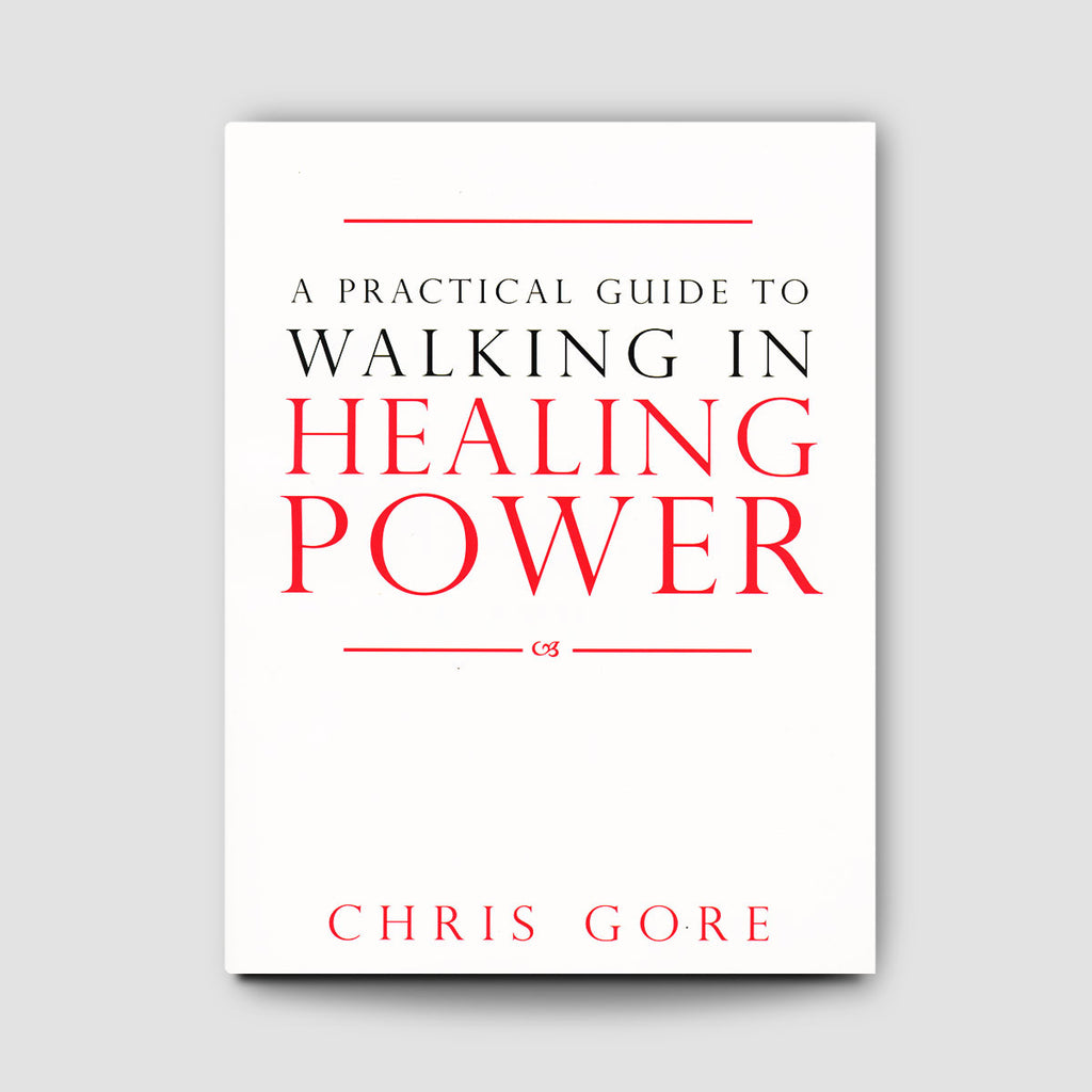 Practical Guide to Walking In Healing Power