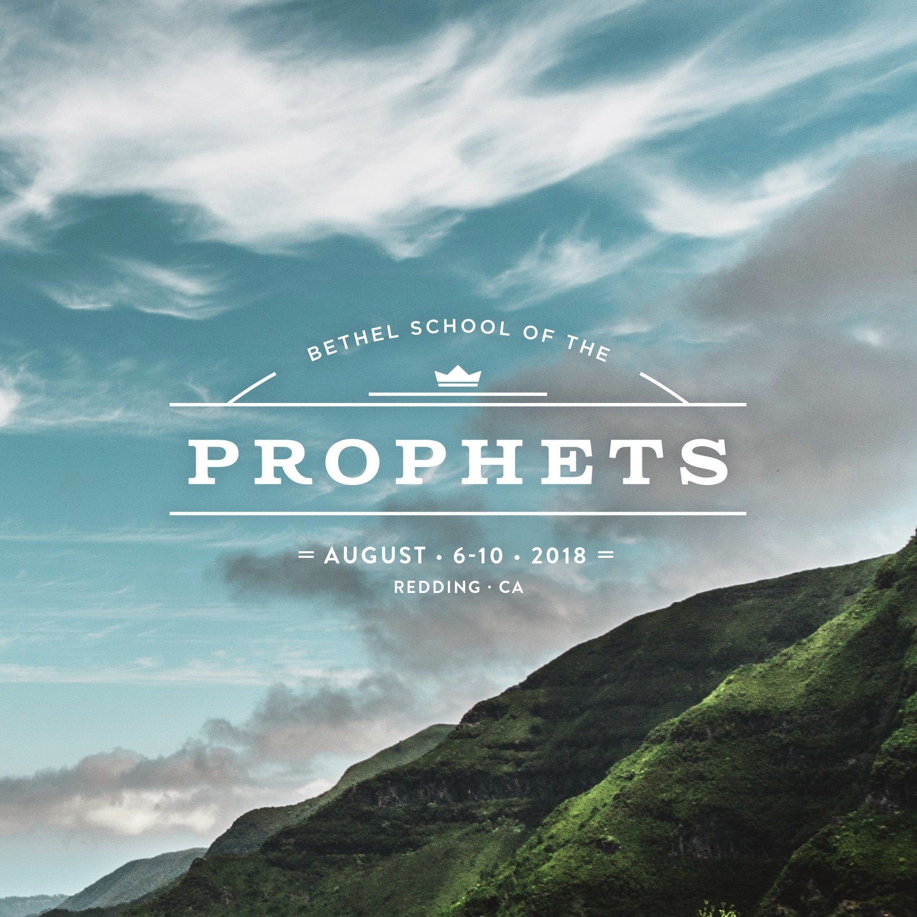 School of the Prophets August 2018