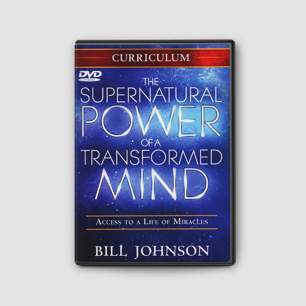 The Supernatural Power of the Transformed Mind - Study Guide