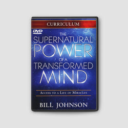 The Supernatural Power of the Transformed Mind Bible Study Curriculum