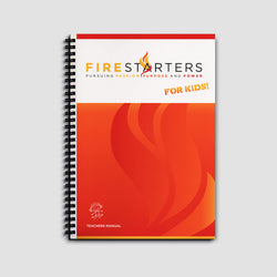 Firestarters For Kids Curriculum