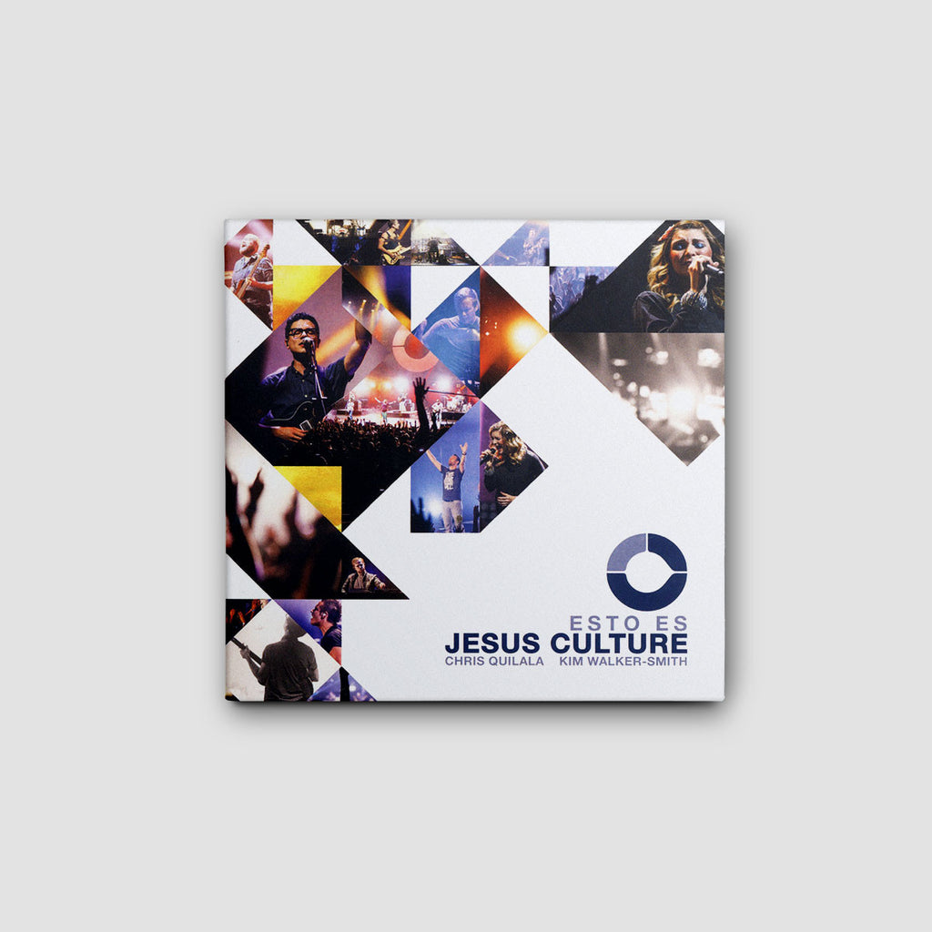 This Is Jesus Culture - Spanish