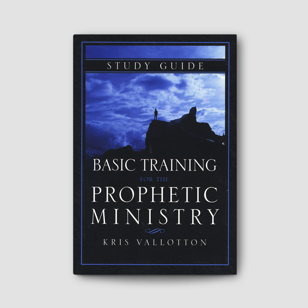 Manual for Basic Training for the Prophetic Ministry