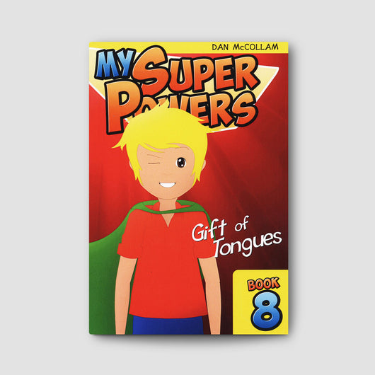 My Super Powers - Gift of Tongues