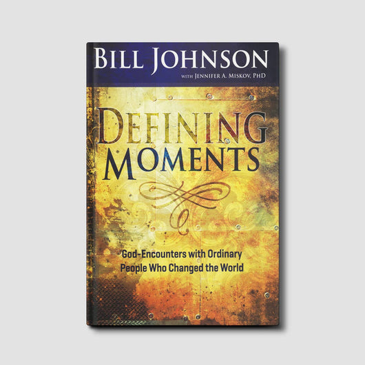 Defining Moments Book
