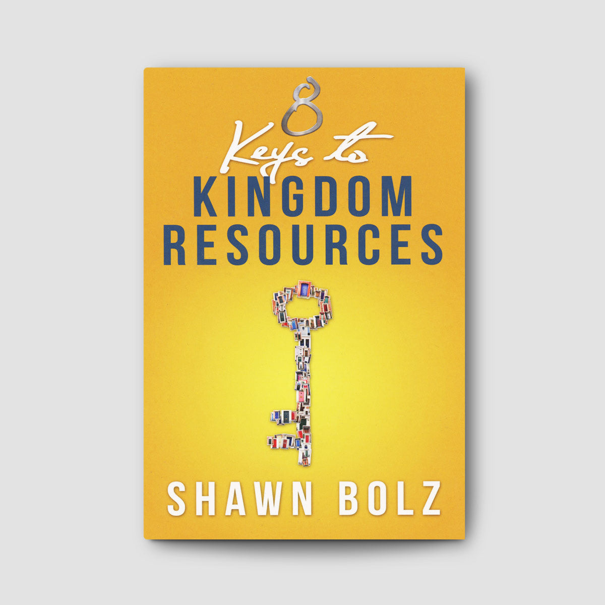 8 Keys to Kingdom Resources