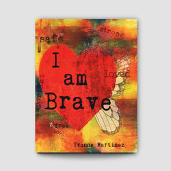 I am Brave - A Workbook for Girls