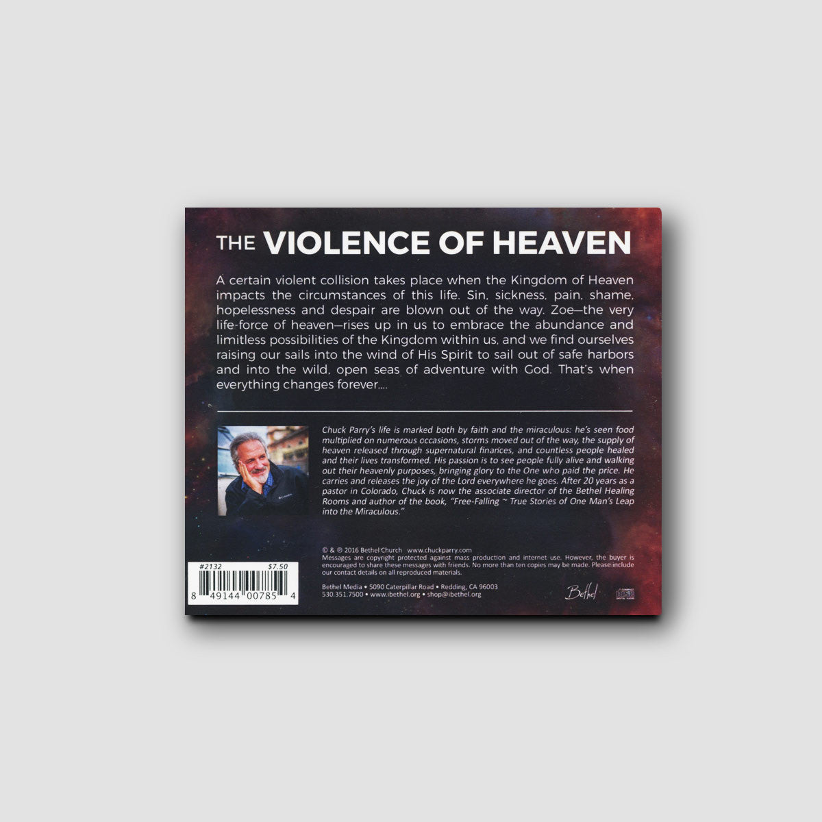 The Violence of Heaven