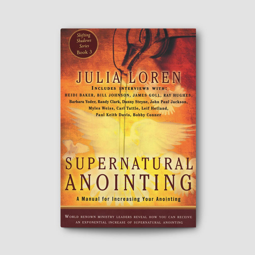 Supernatural Anointing Manual