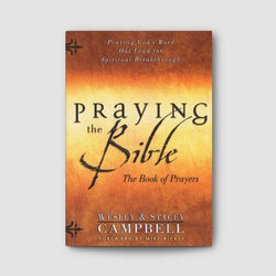 Discontinued Praying the Bible: The Book of Prayers