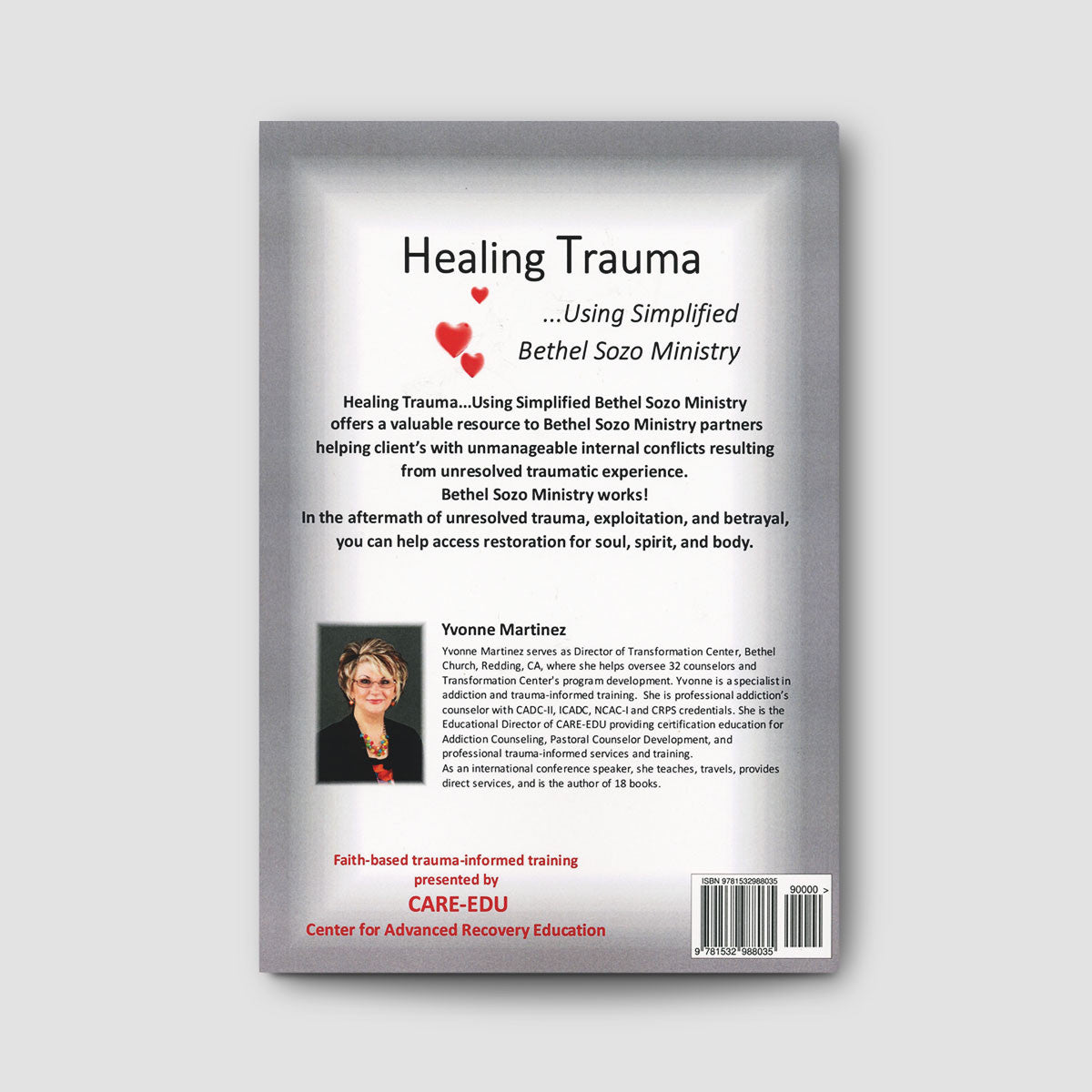 Healing Trauma...Using Simplified Bethel Sozo Ministry
