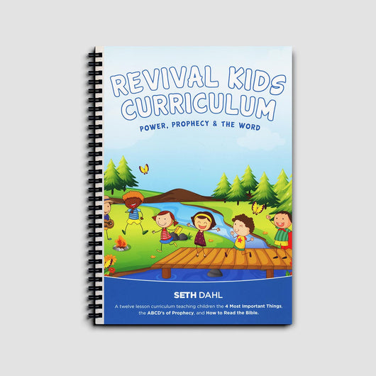 Revival Kids Curriculum: Power, Prophecy, and the Word